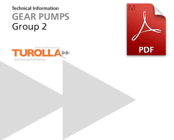 Gear-Pumps-Group 2 von Turolla, PDF-Datei zum Download